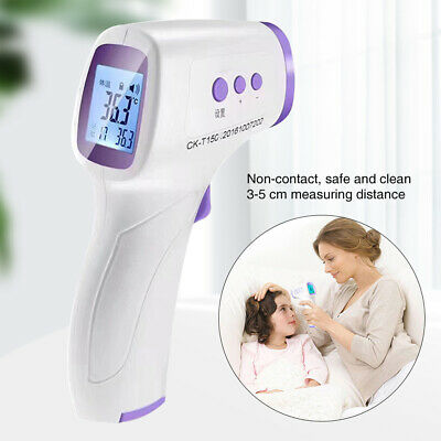 Baby /Adult Body Thermometer IR Infrared Digital Termometer Non- Forehead