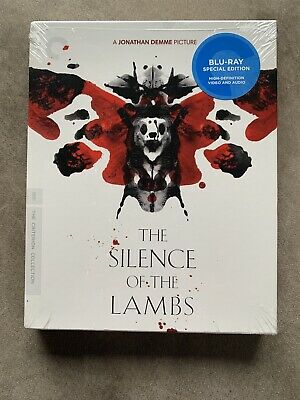 The Silence of the Lambs (Blu-ray Disc, 2018, 2-Disc Set, Criterion Collection)