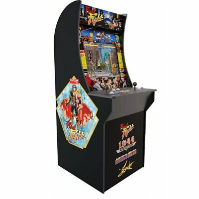 New Arcade1Up Final Fight Arcade 1Up 4Ft Machine 4 Games!