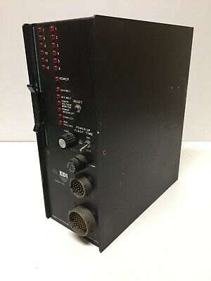 Eberle Design Inc EDI NSM-12L Traffic Control Unit