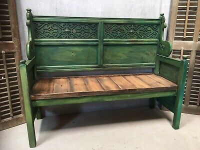Hall Bench / Painted Bench