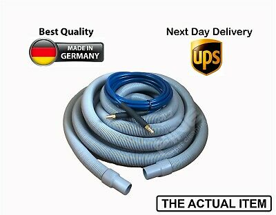 50ft / 15m GENUINE CARPET CLEANING SOLUTION AND VACUUM HOSE PROCHEM