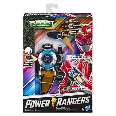 Power Rangers Beast Morphers Beast-X Morpher with Lights and Sounds