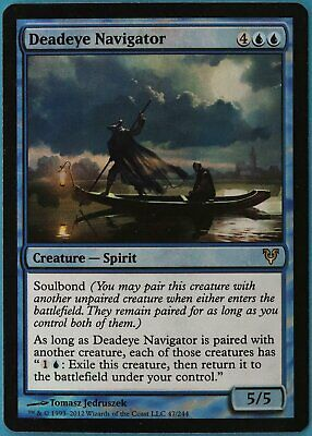 1 PLAYED Deadeye Navigator Blue Avacyn Restored Mtg Magic Rare 1x x1