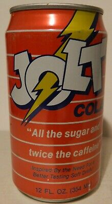12 oz. JOLT COLA CAN ( SMOOTH TOP )  BOTTOM OPENED2