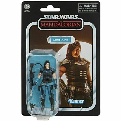 "Star Wars 3 & 3/4"" The Vintage Collection Cara Dune Kenner Hasbro In Stock!"