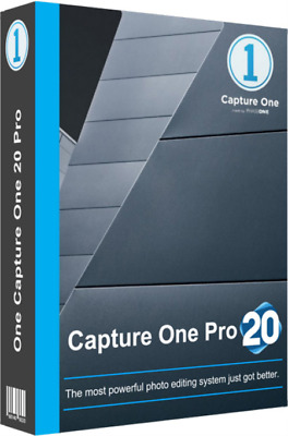 Capture One Pro 20 For Windows Latest 2020 Lifetime Activation Full