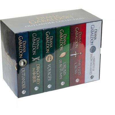 NEW Outlander Box Set By Diana Gabaldon Paperback Free Shipping