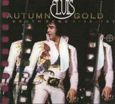 ELVIS PRESLEY - AUTUMN GOLD  -  Audionics Label