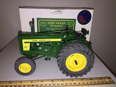 1//16 scale john deere air cleaner.plastic yoder new take offs