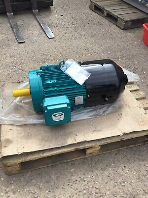 B34 4 Pole ALUMINIUM Three Phase Electric Motor 0.37KW 0.3743TECAB34-71M