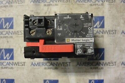 Square D 9065Sfb20 Ser C Electronic Overload - Used