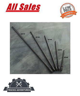 All Sales 6221K Stubbie Black Powder Coated 21 Antenna