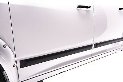 Rugged Look Bodyside Molding For Ford F150 (2004-2020) No Drill Crew Cab 4Dr