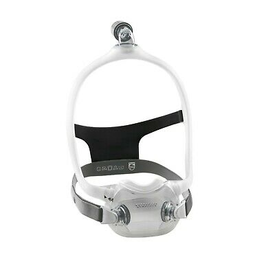 Philips Respironics DreamWear Full Face CPAP Mask with Headgear (Size S)