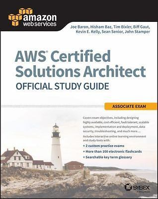 P.D.F AWS Certified Solutions Architect Official Study Guide e.B.o.o.k