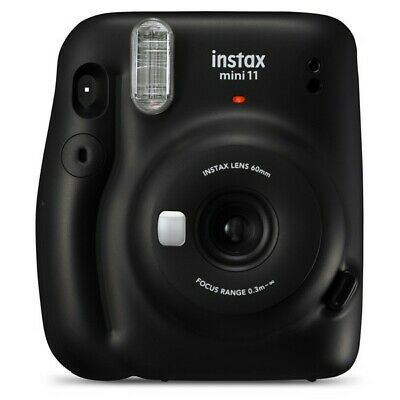 Fujifilm Instax Mini 11 Charcoal Grey Instant Camera