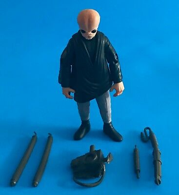 Star Wars Potf-2 Cantina Band Member Mail Away Loose Complete