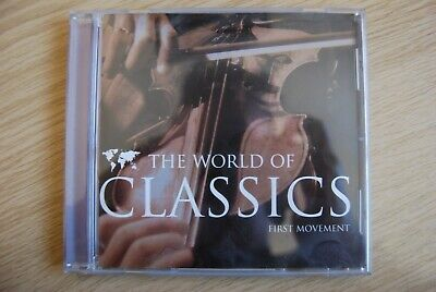 Various - The World Of Classics: First Movement CD 5035462111747