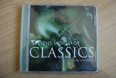 Various - The World Of Classics: Second Movement CD 5035462111754