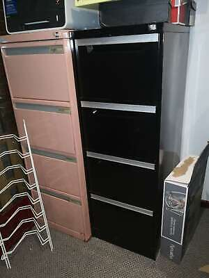 Filing cabinet 4 solid steel documet/tool drawer LARGE