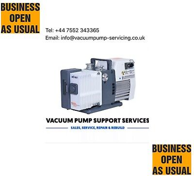 NEW Alcatel Adixen 2005i Vacuum Pump-WARRANTY- £645 INC VAT Edwards Leybold Lab
