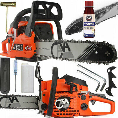 PETROL CHAINSAW 4.9 HP CATA C2 / C.D.I SYSTEM / SMART LUBE  / 8500 rpm
