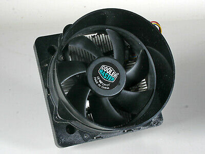 Heat Sink & Fan - 12Vdc  -