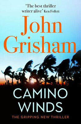 NEW Camino Winds By John Grisham Paperback Free Shipping