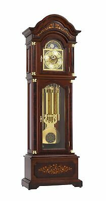 Grandfather clock walnut from Hermle HE 01210-031171 NEW