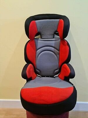 Mercedes PLUSH TUSH Luxury Leather Child group III car booster seat IVORY PERF