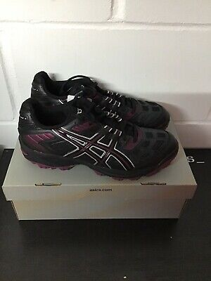 Asics Gel Lethal MP4 Women's Hockey Sport Trainers Size 8 UK -  New In Box