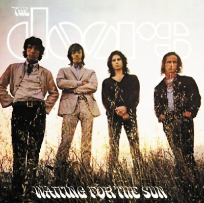 Doors-Waiting For The Sun (UK IMPORT) CD NEW