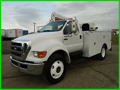 2005 Ford F750 XL Mechanic Truck Used