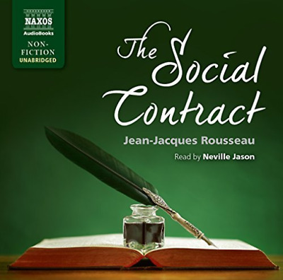 Rousseau:the Social Contract (Uk Import) Cd New