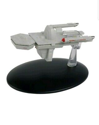 Eaglemoss Star Trek Starships Collection Iss #63 USS ANTARES NCC-501 NO Magazine