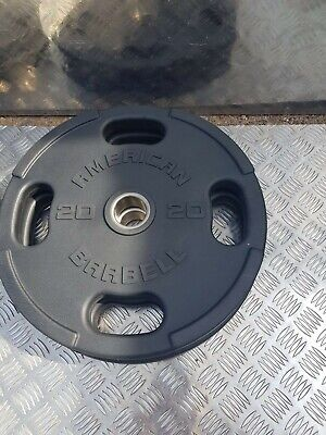 American Barbell Olympic Weight Plates, NEW commercial gym quality weight plates