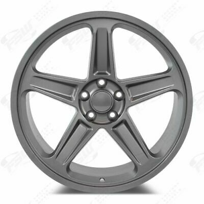 20 Flow Forged Rims Gunmetal Demon Style Wheels Fit Dodge Challenger Charger