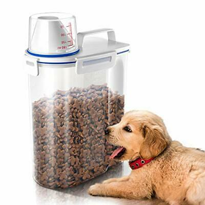 GLCON Dog Food Storage, Cat Food Container - Airtight Pet Food Storage Container