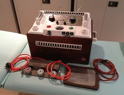 Vintage Electrosurgical Generator, Diathermy Unit, Medical Collectable