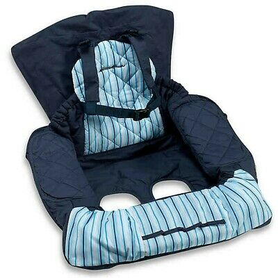 Eddie Bauer Blue Infant Shopping Cart Cover