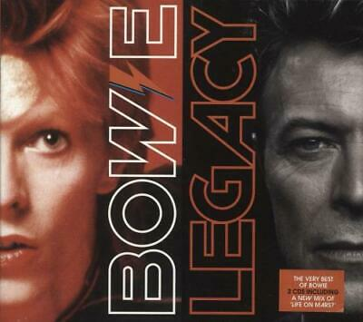 David Bowie 2 CD album (Double CD) Legacy UK 0190295919870 PARLOPHONE 2016