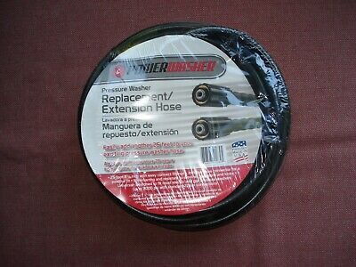 Power Washer Pressure Washer Replacement / Extension Hose / Brand NEW & Sealed