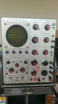Tektronix Type 545B Oscilloscope - Vintage - Antique - Collectors (230V AC) Used