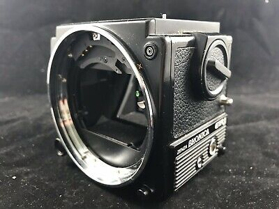 bronica ETR-Si Etrsi 645 Medium Format Camera Body