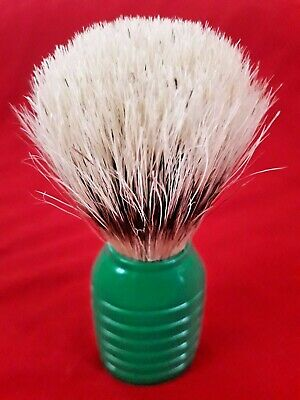 Mixed Badger shaving brush - Alfonse Grenade - Blaireau rasage artisanal - 20 mm
