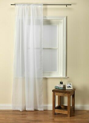 Voile Slot Top Panel 150 x 183 White VS018204