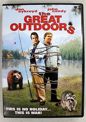 The Great Outdoors - DVD - Aykroyd, Candy, Faracy