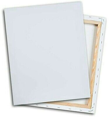"30x40 Stretched Artist Canvas Primed Panel 3//4/"" WHOLESALEARTSFRAMES-COM"