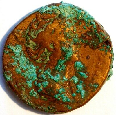 Roman ancient Undetified coin (C*83L)
